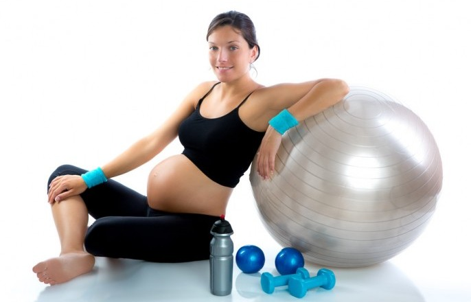 Pre post natal exercise